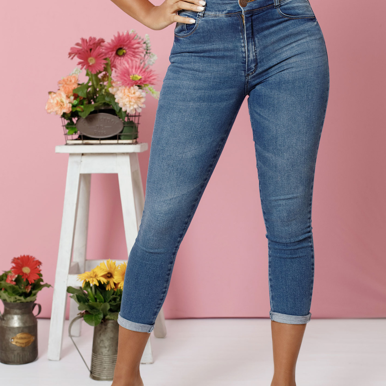 Cropped  Jeans Cod: 1200214