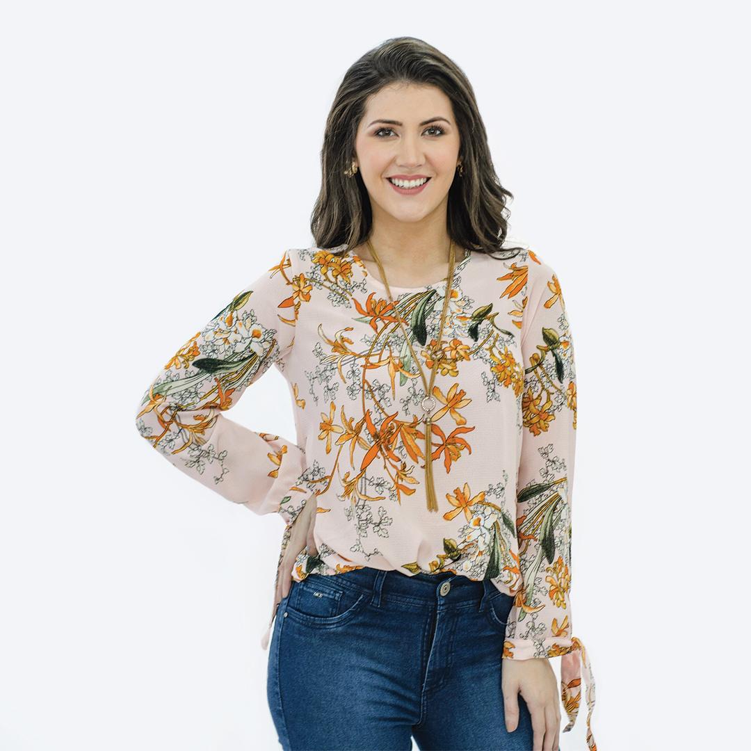 Blusa estampada Cod. 21985202