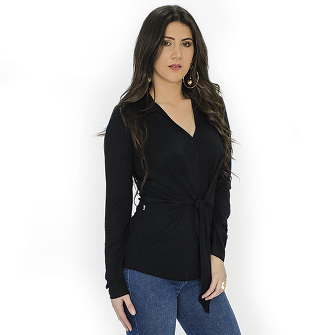 Blusa negra Cod. 21985231