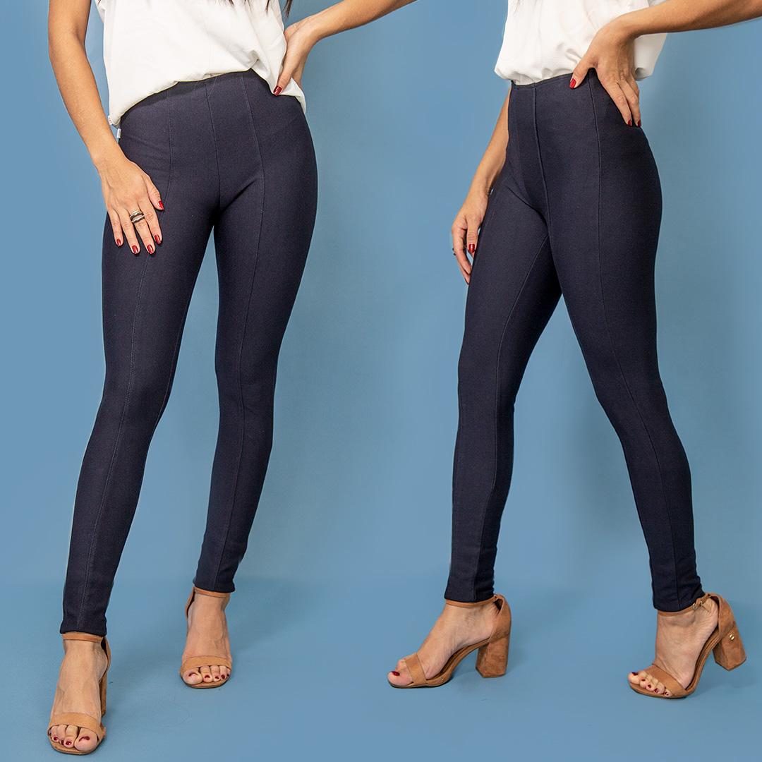 Pantalón Elastizado Cod. 1200045