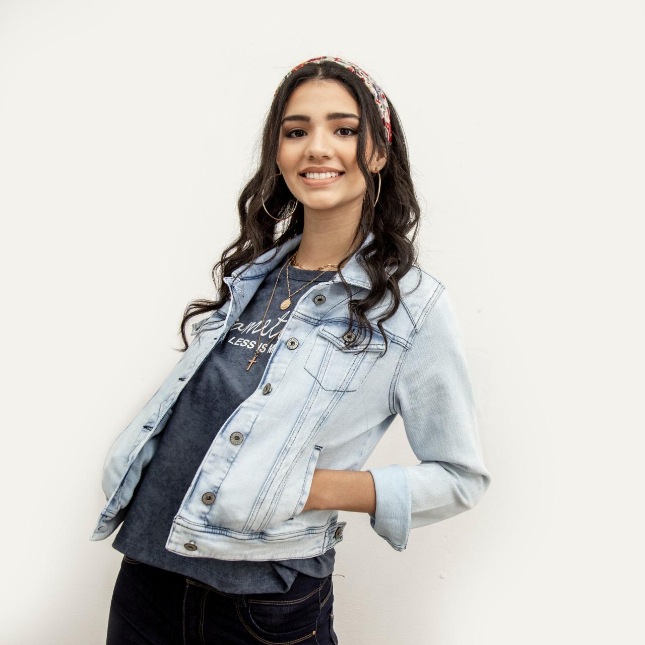 Campera Jeans Elastizado Cod. 1200120