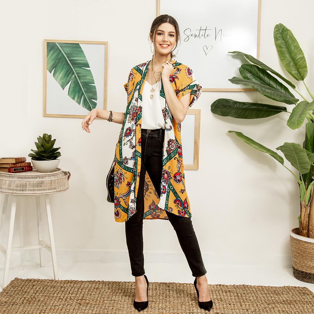 Kimono Estampado Cod. 7190477-1