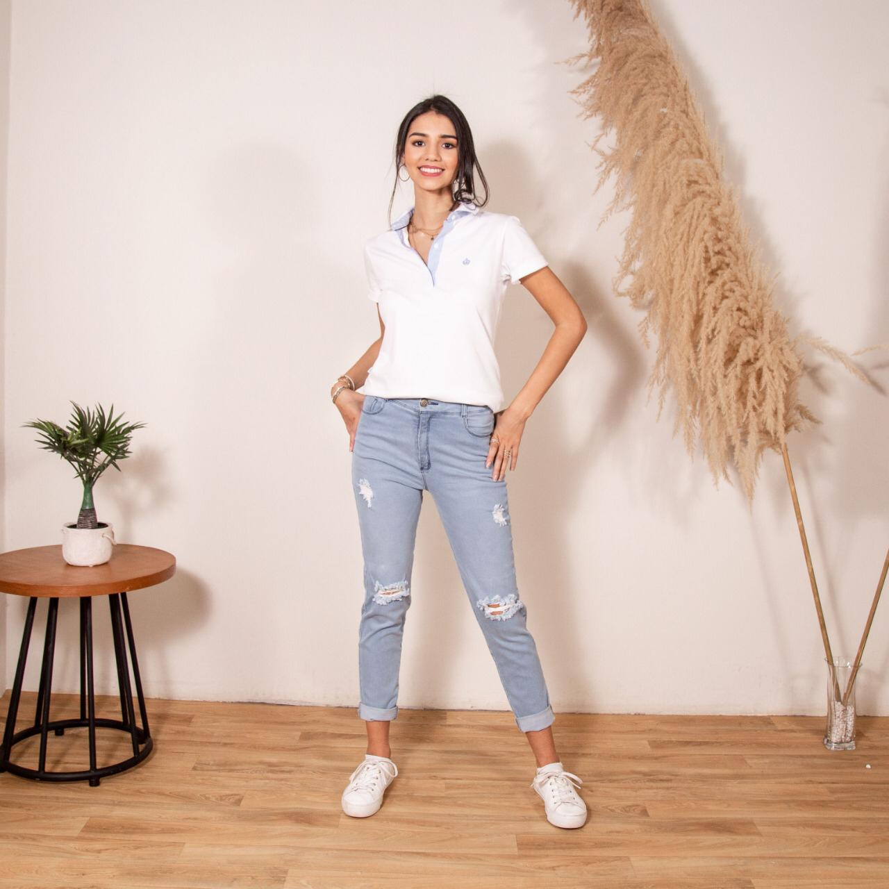 Mom Jeans Cod. 1200190