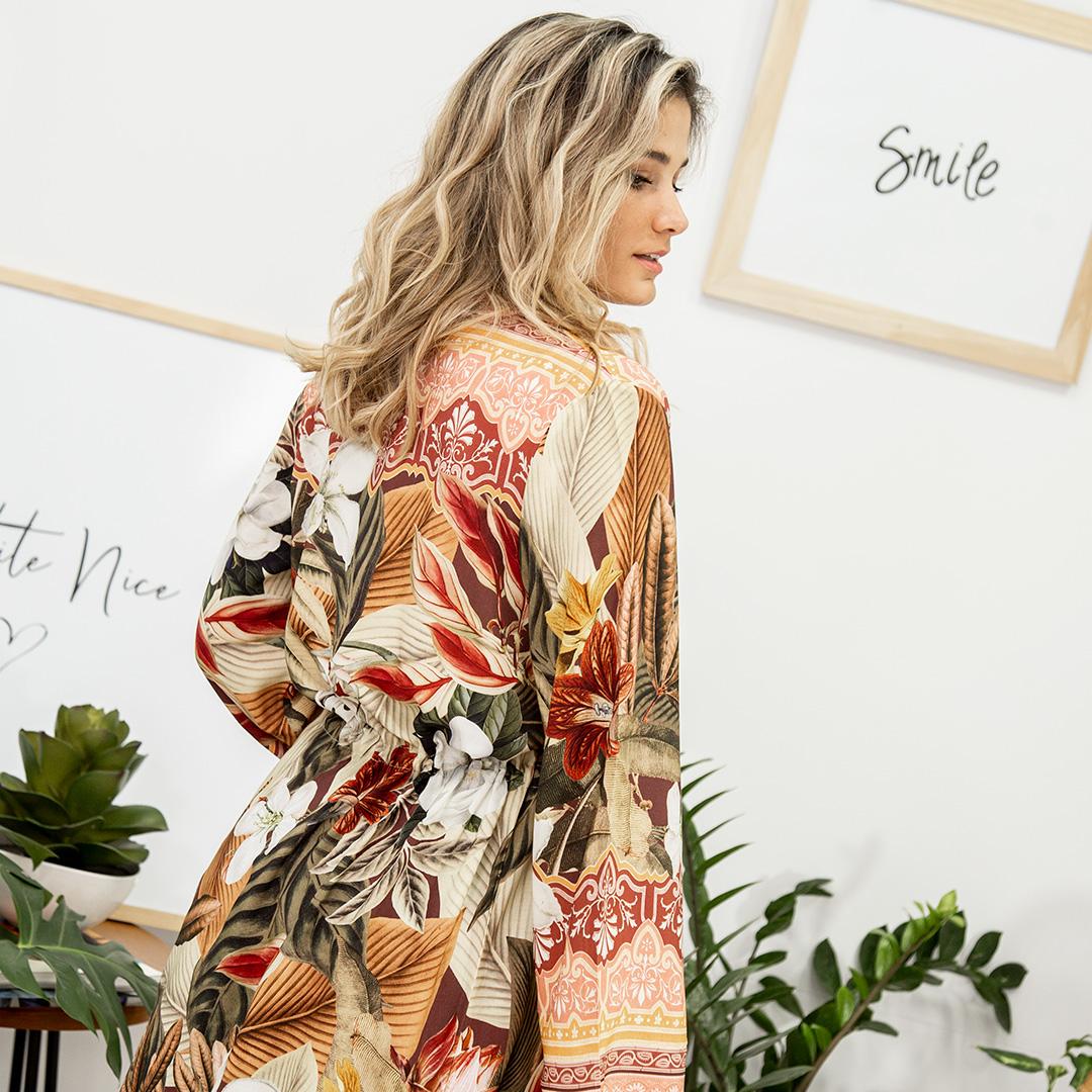 Kimono Estampado Cod. 7200040