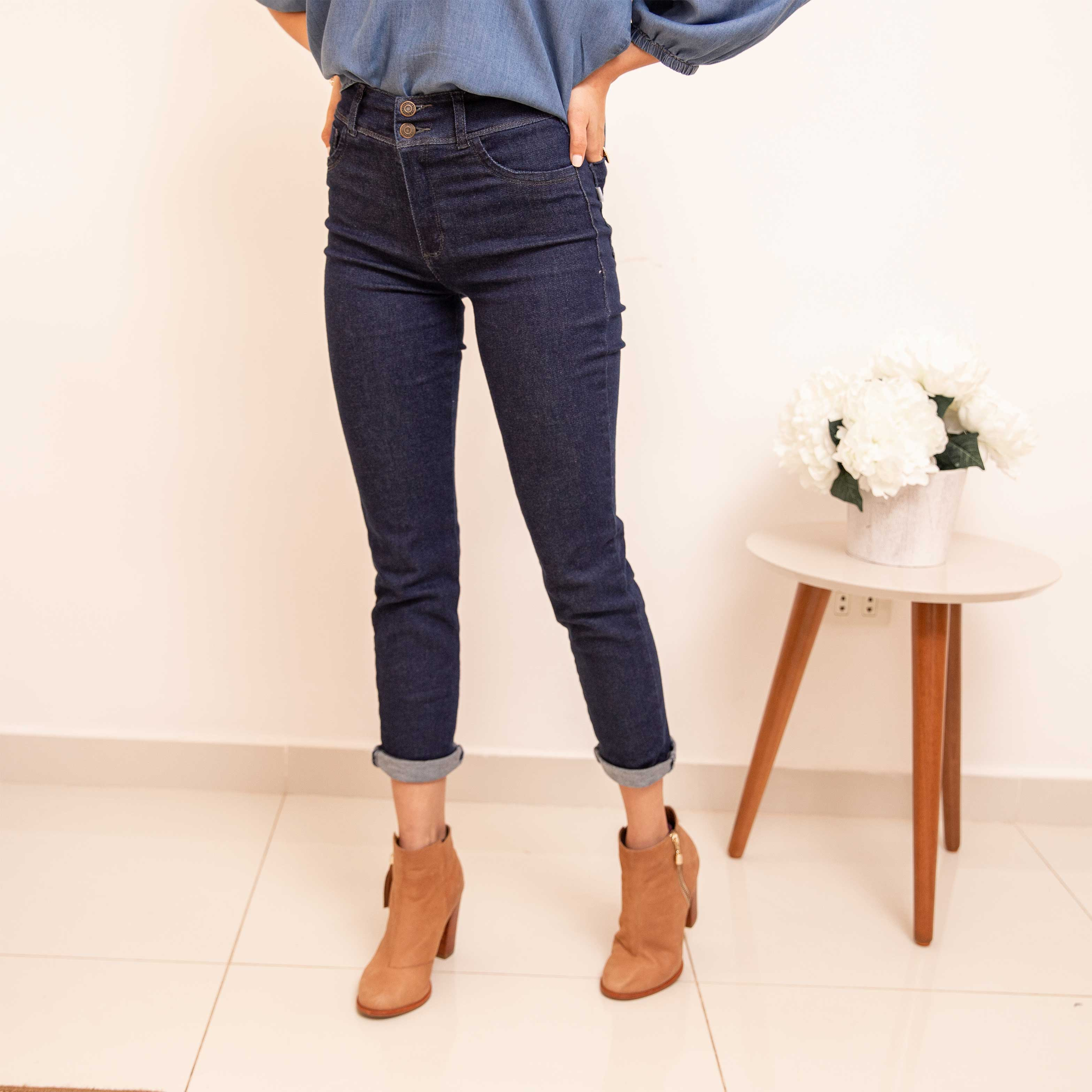 Cropped Jeans Cod. 1210128