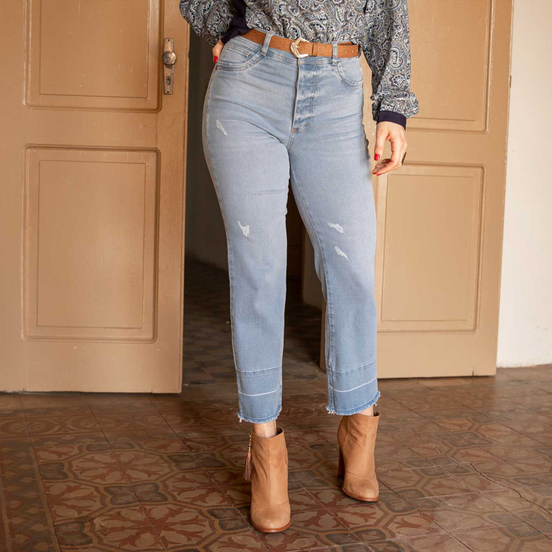 Cropped Jeans Cod. 1200179-1