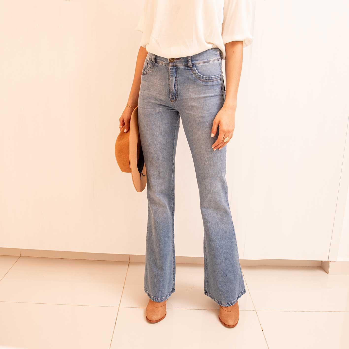 Pantalón Jeans Oxford Cod. 1210114