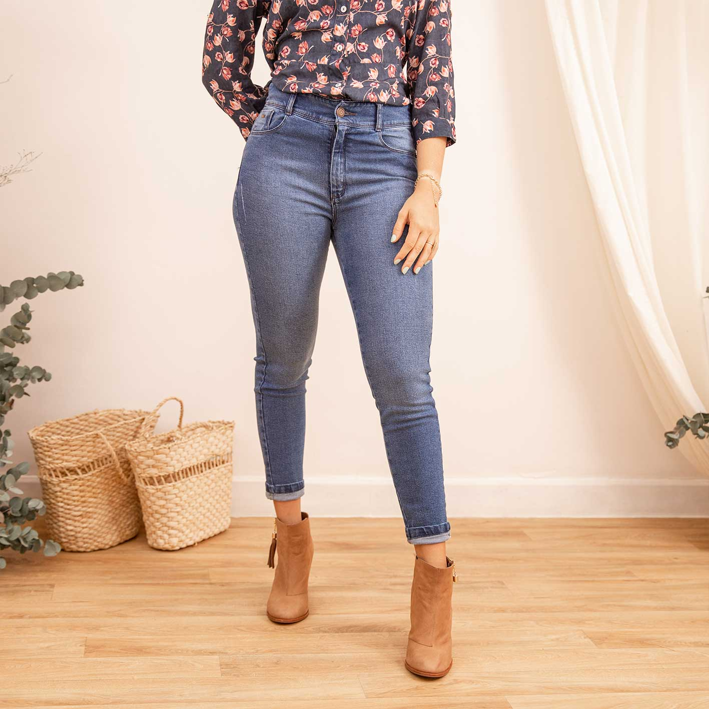 Cropped Jeans Cod. 1210069