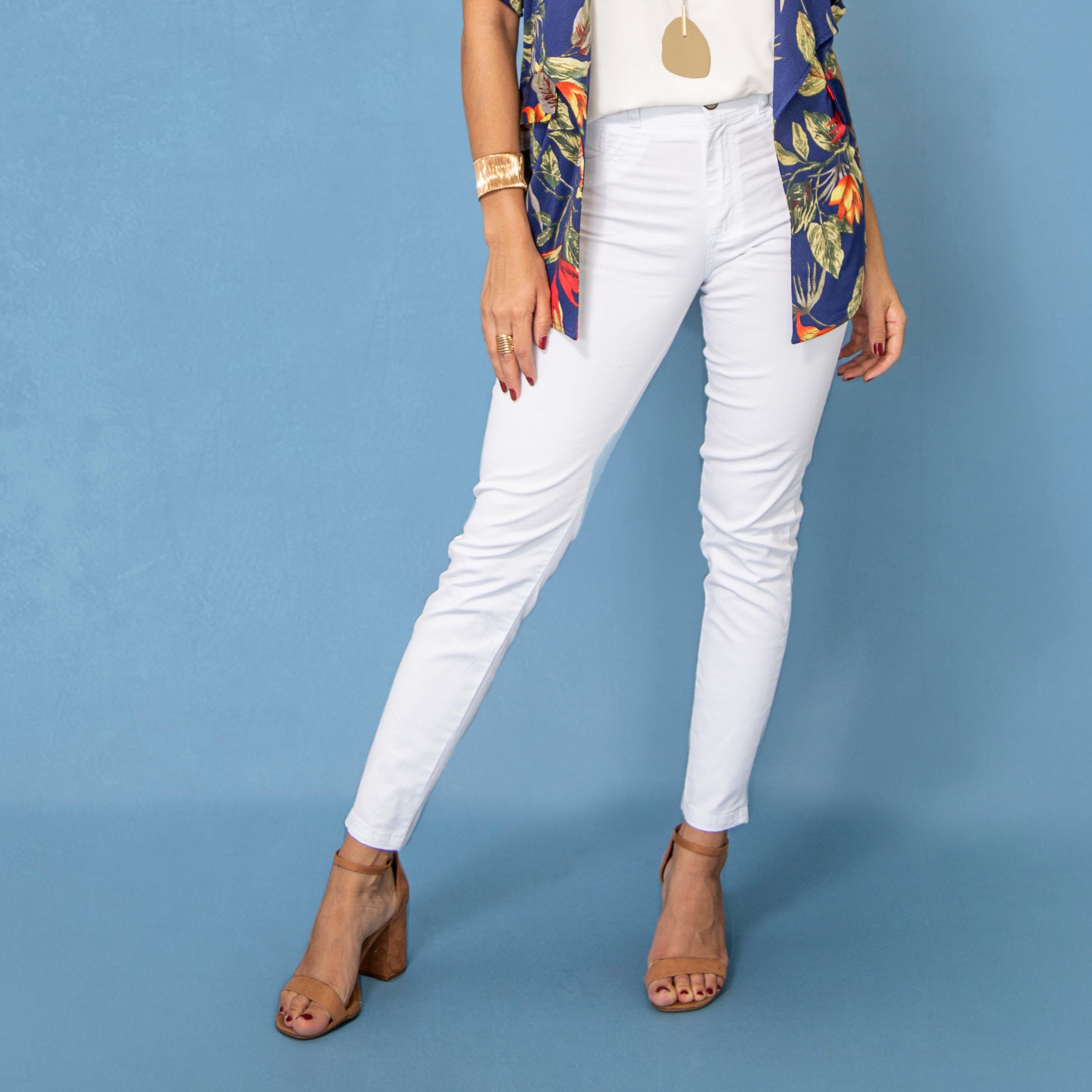 Pantalón blanco Cod. 1190716